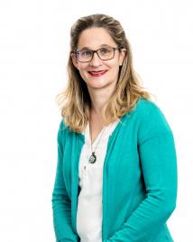 Porträt von Josianne Jäggi