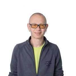 Porträt von Roger Brünisholz